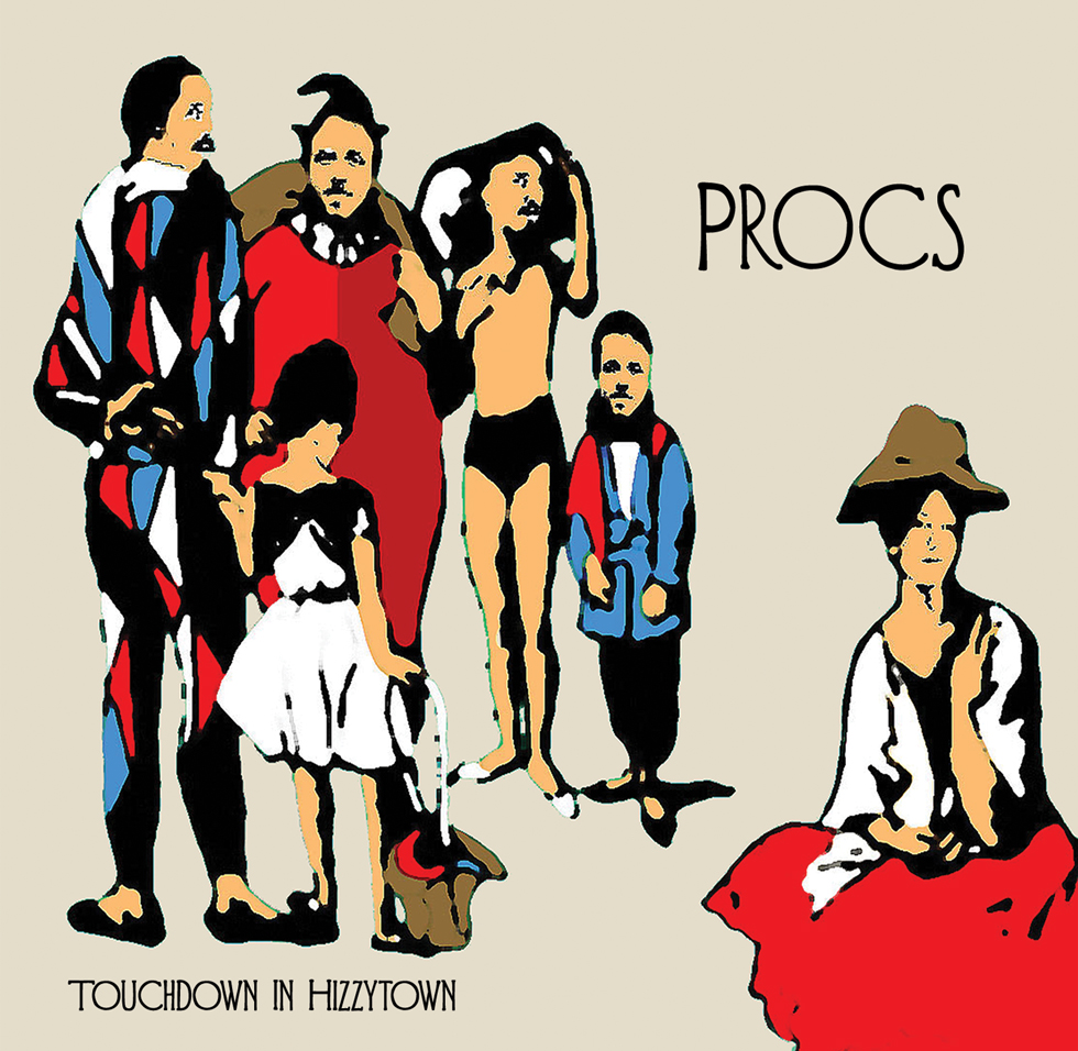 Procs – Touchdown In Hizzytown