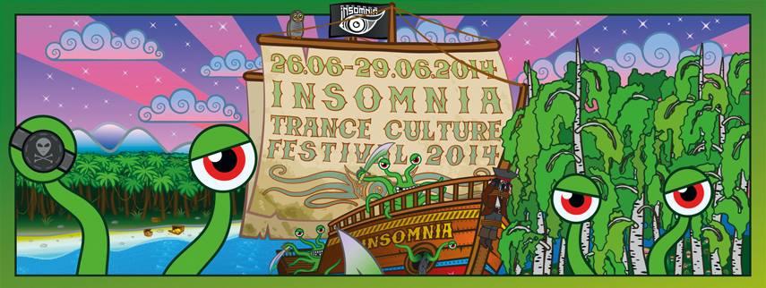 Insomnia Trance Culture Festival 2014 (Russia)