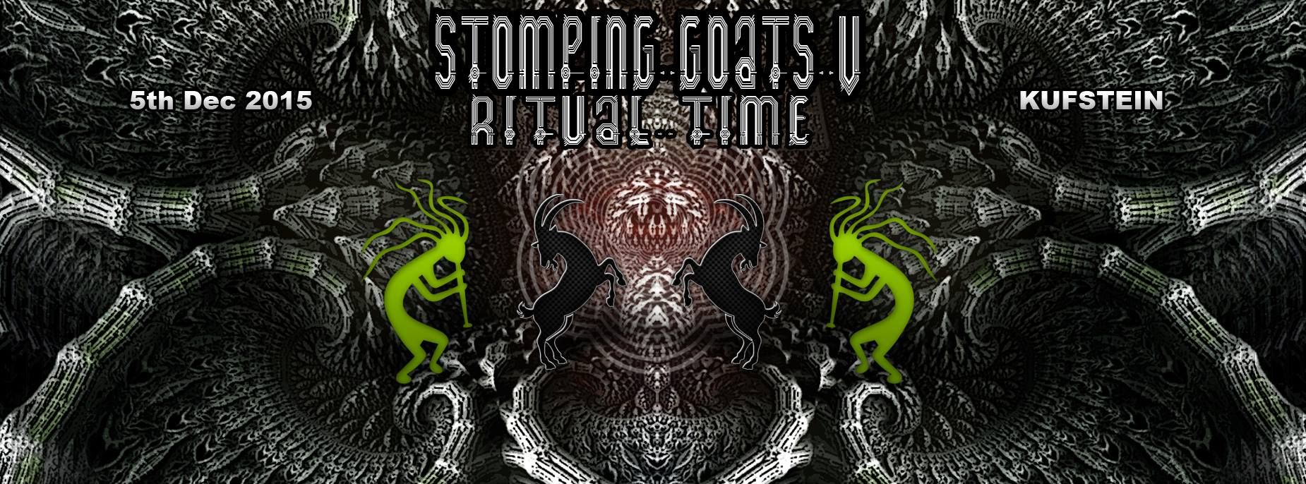 Stomping Goats 5 – Ritual Time (Austria)