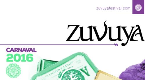 Zuvuya Festival 2016 (Brasil)