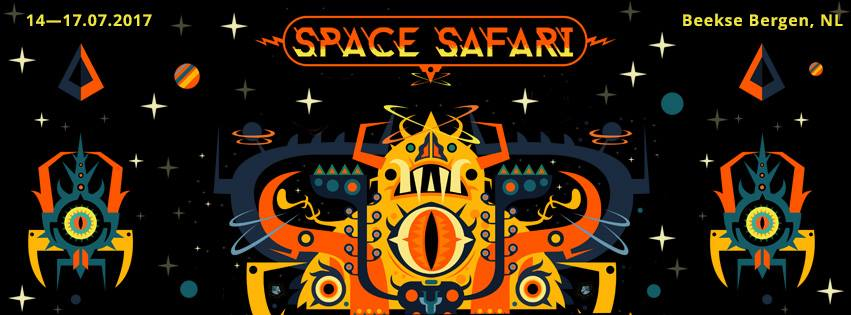 Space Safari 2017 (NL)