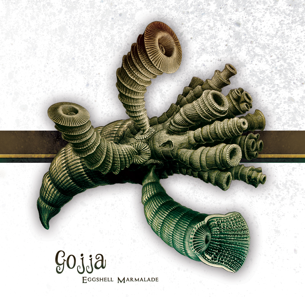 Gojja – Eggshell Marmalade -> Out now!!