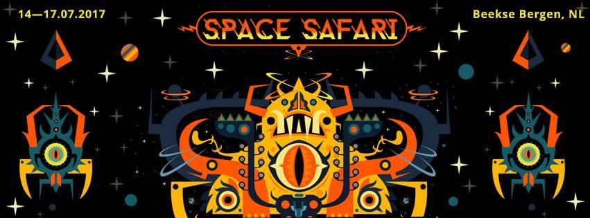 Space Safari 2017 (NL)
