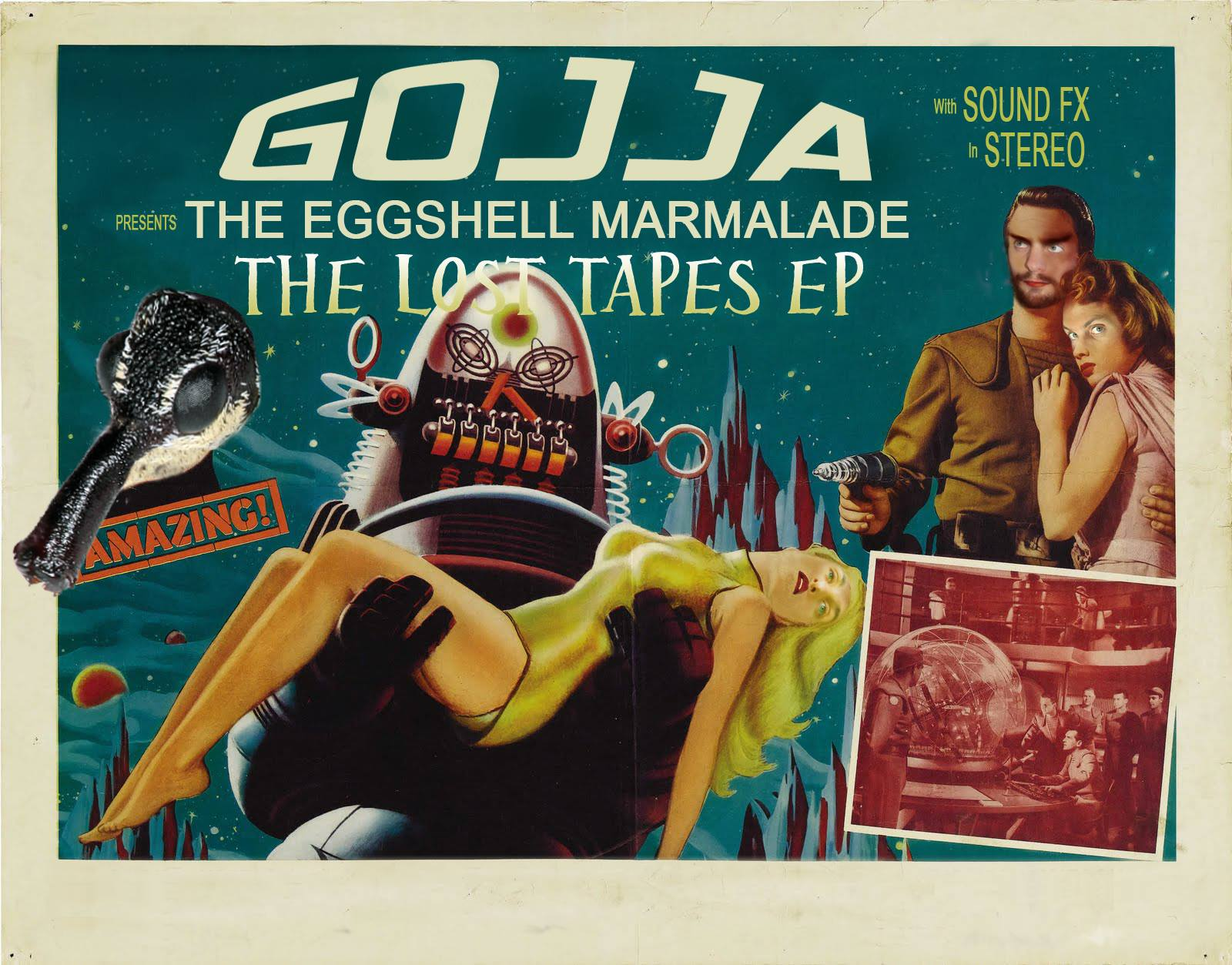 Gojja – The Lost Tapes EP